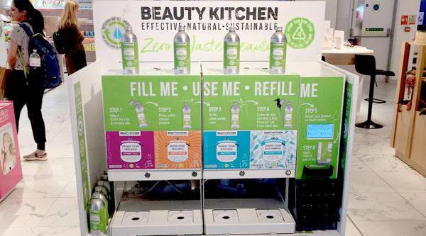 Join the Refill Revolution - Meet our Refill Station at Boots Covent Garden Store
