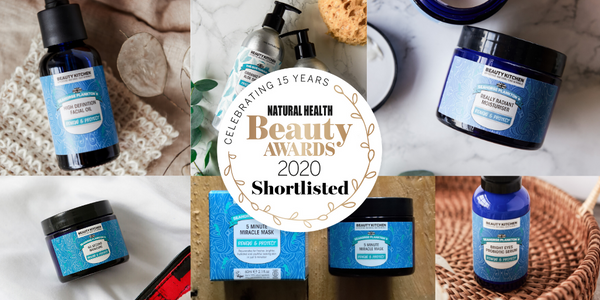 We've Been Shortlisted