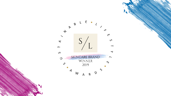 We're Skincare Brand of The Year!