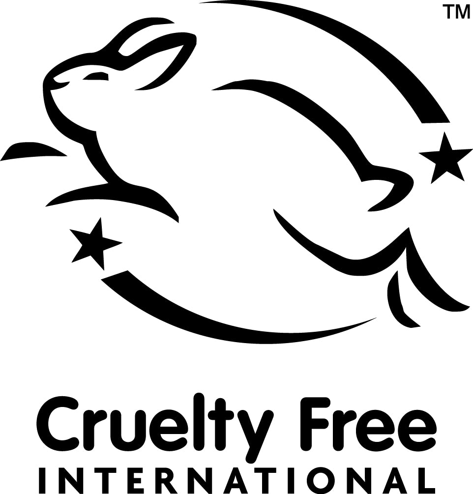 Leaping Bunny certification stamp