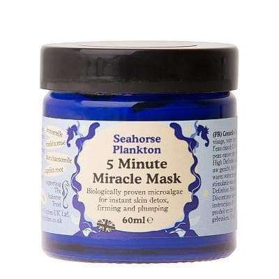 Seahorse Plankton 5 Minute Miracle Mask 60ml