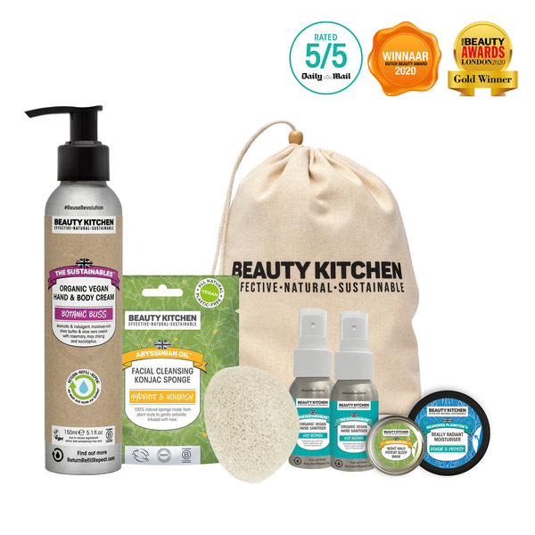 Beauty Kitchen Care Kit