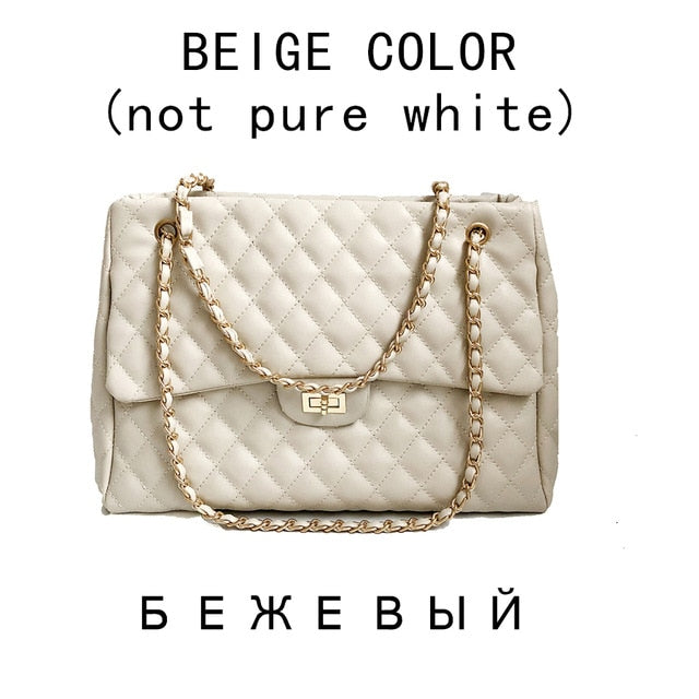 High Quality Women Pu Leather Shoulder Bag Fashion Designer Ladies Messenger Bags New Luxury Female Large Capacity Crossbody Bag