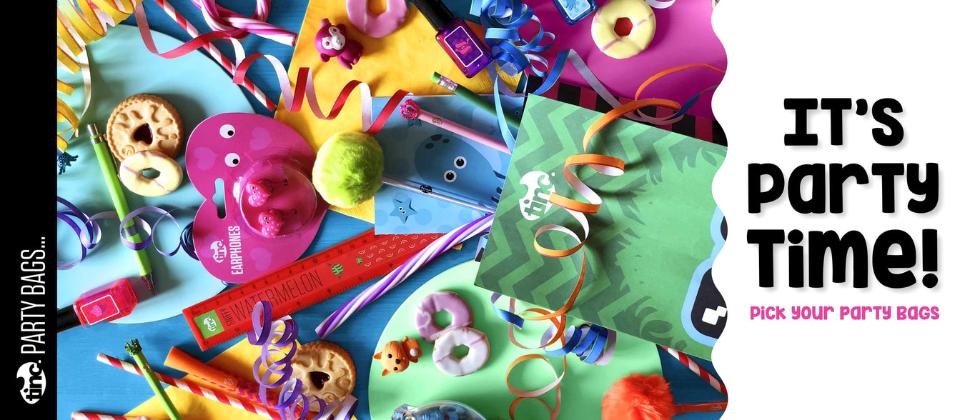Kids Party Bags - Tinc