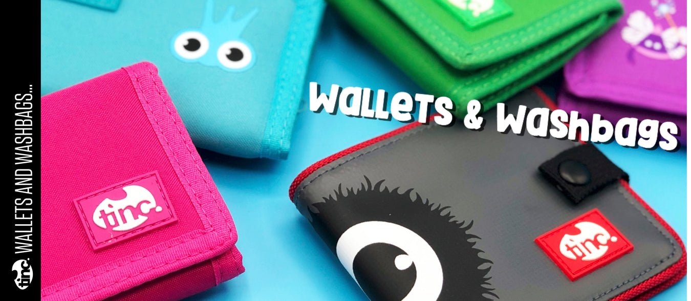 Wallets & Washbags