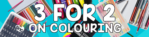 3 for 2 on colouring - Tinc