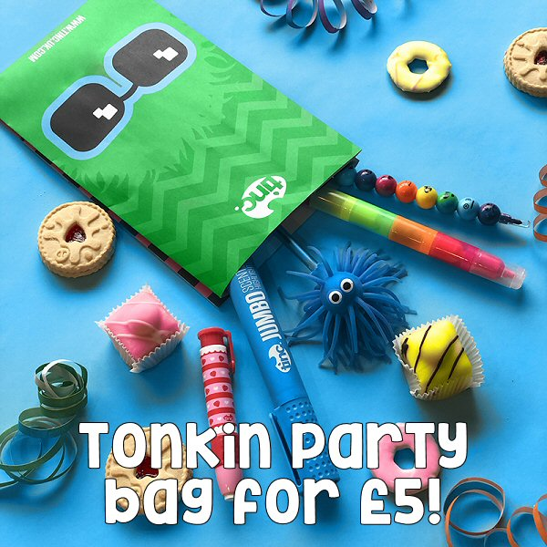 Party ideas - Tinc