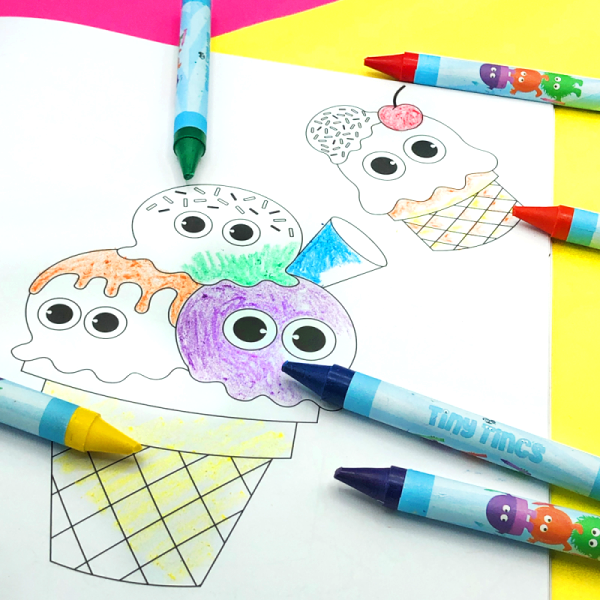 Colouring Book for Kids - Tinc