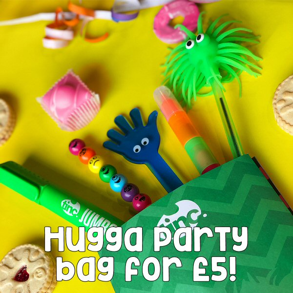 party bag ideas - tinc