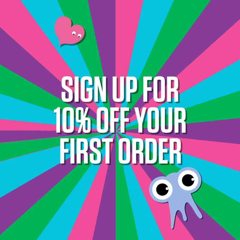 Sign up and get 10% off your next order