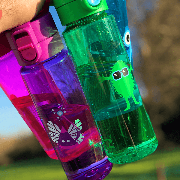 Half term - Water bottles