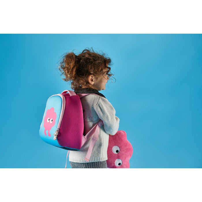 Tiny Tincs Backpack - Pink/Blue - Tinc
