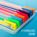 Scented Fluorolicious Neon Gel Pens - Tinc