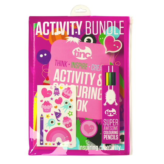 Mallo Activity Bundle - Tinc