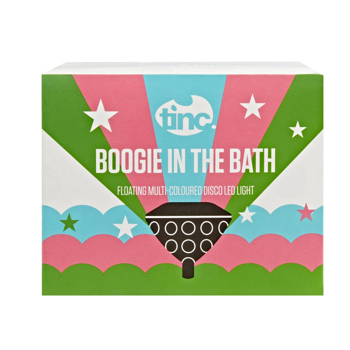 Boogie in the Bath Disco Light