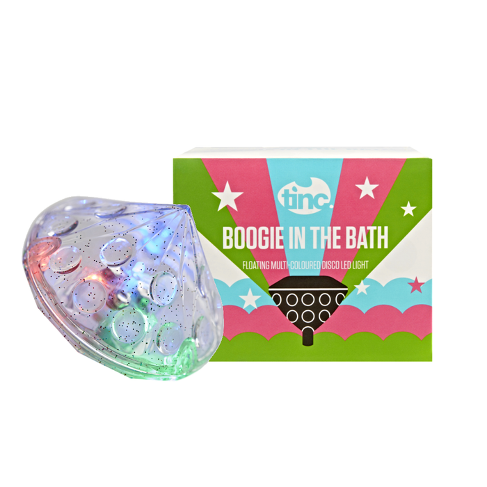 Boogie in the Bath Disco Light - Tinc