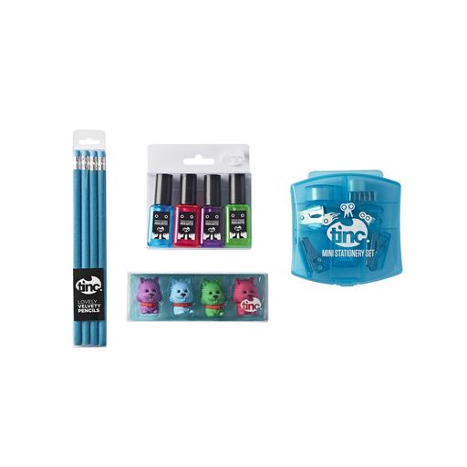 Blue Stationery Gift Set - Tinc
