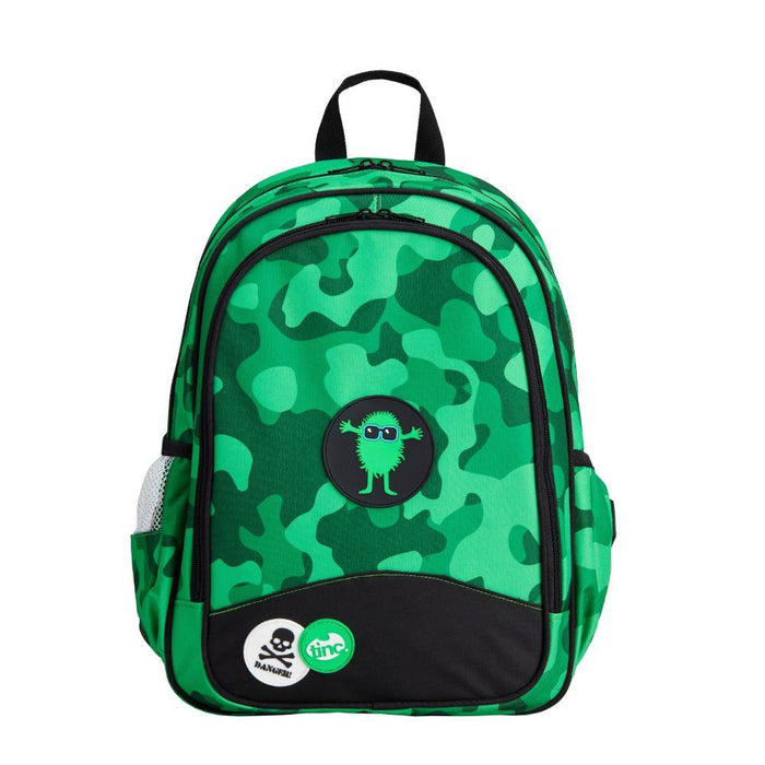 Kids Army Backpack for School | Camouflage School Bag | Tinc
