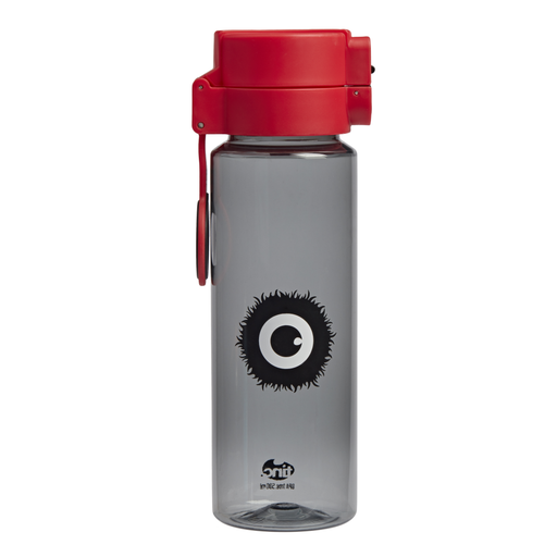 Black Flip and Clip Water Bottle - Tinc