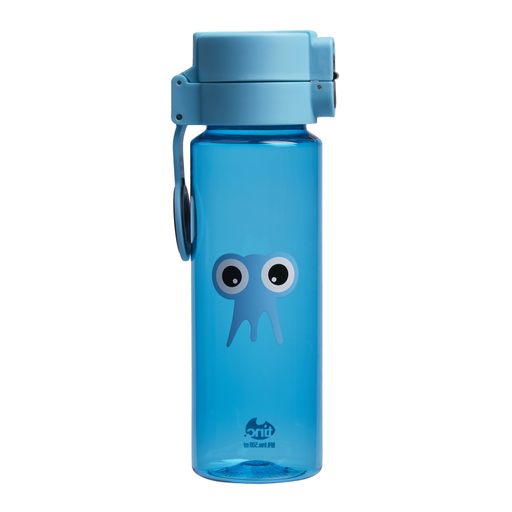 Blue Flip and Clip Water Bottle - Tinc