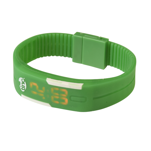 Green Glow Watch - Tinc