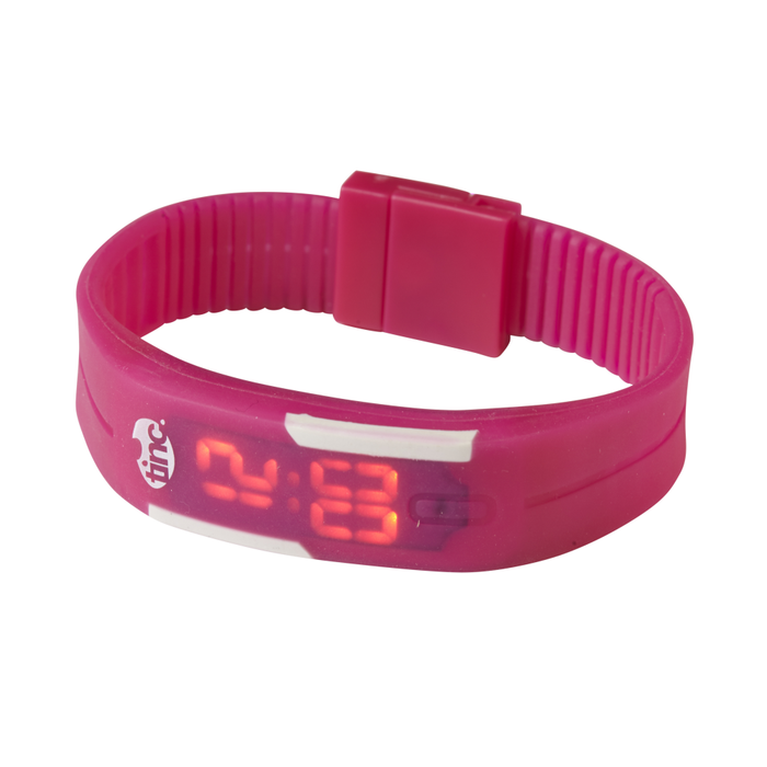 Pink Glow Watch - Tinc
