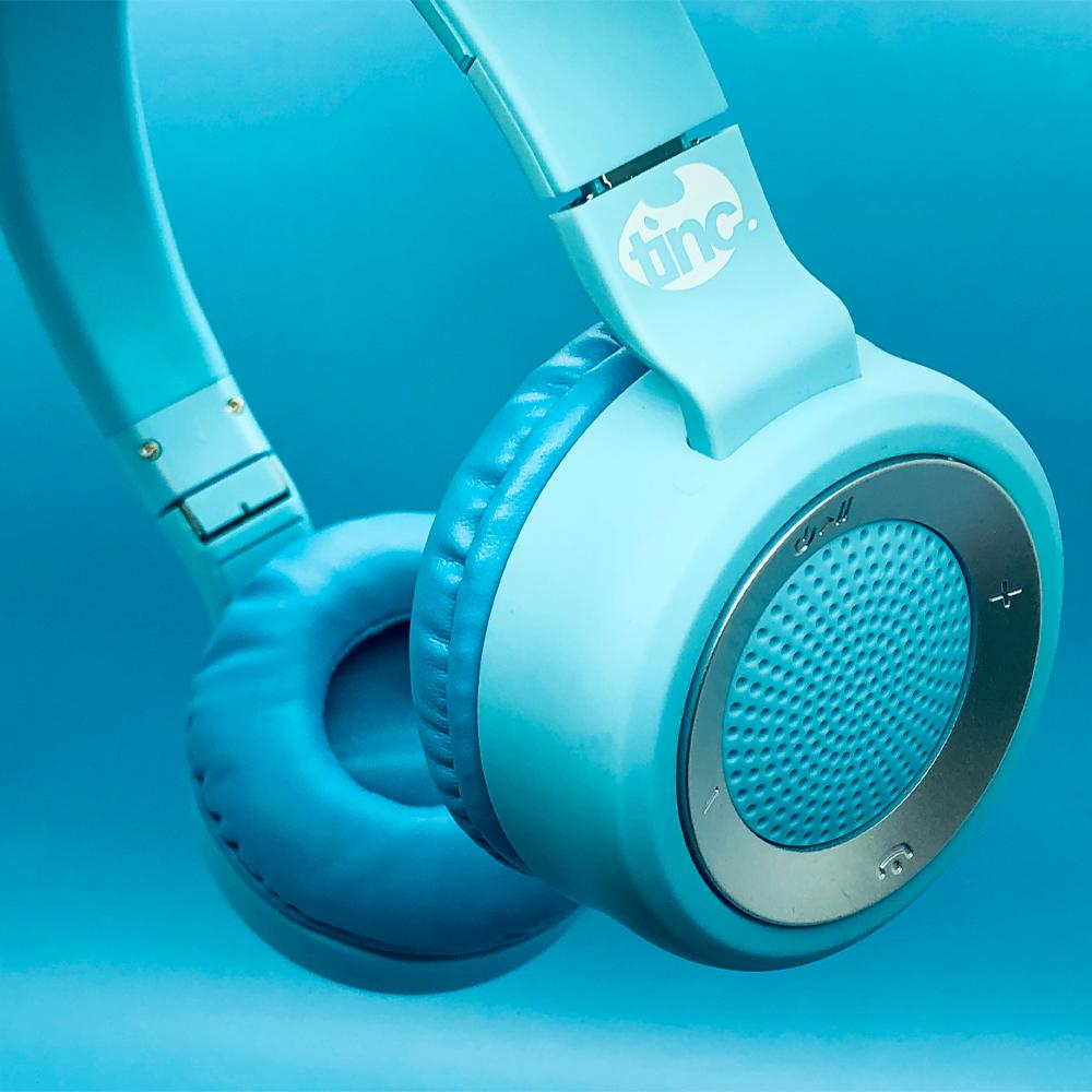 Wireless Bluetooth Headphones - Tinc