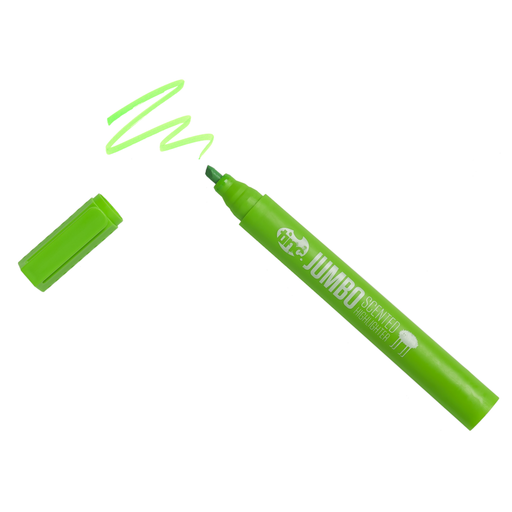 Jumbo Scented Highlighter - Green - Tinc