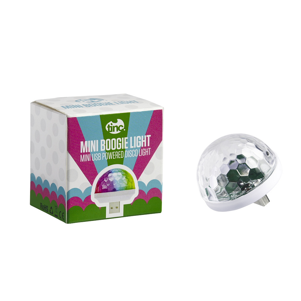 Mini USB Boogie Light - Tinc