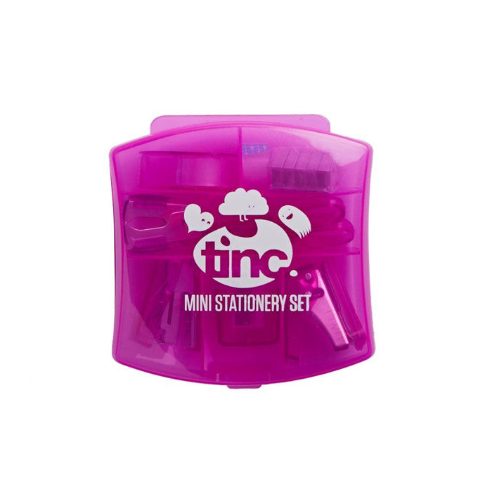 Mini Stationery Set - Pink - Tinc