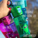 Green Flip and Clip Water Bottle - Tinc