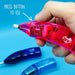 Electric Eraser - Blue - Tinc