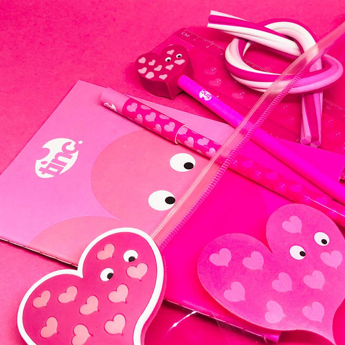 Pink Tribal Stationery Pack - Tinc