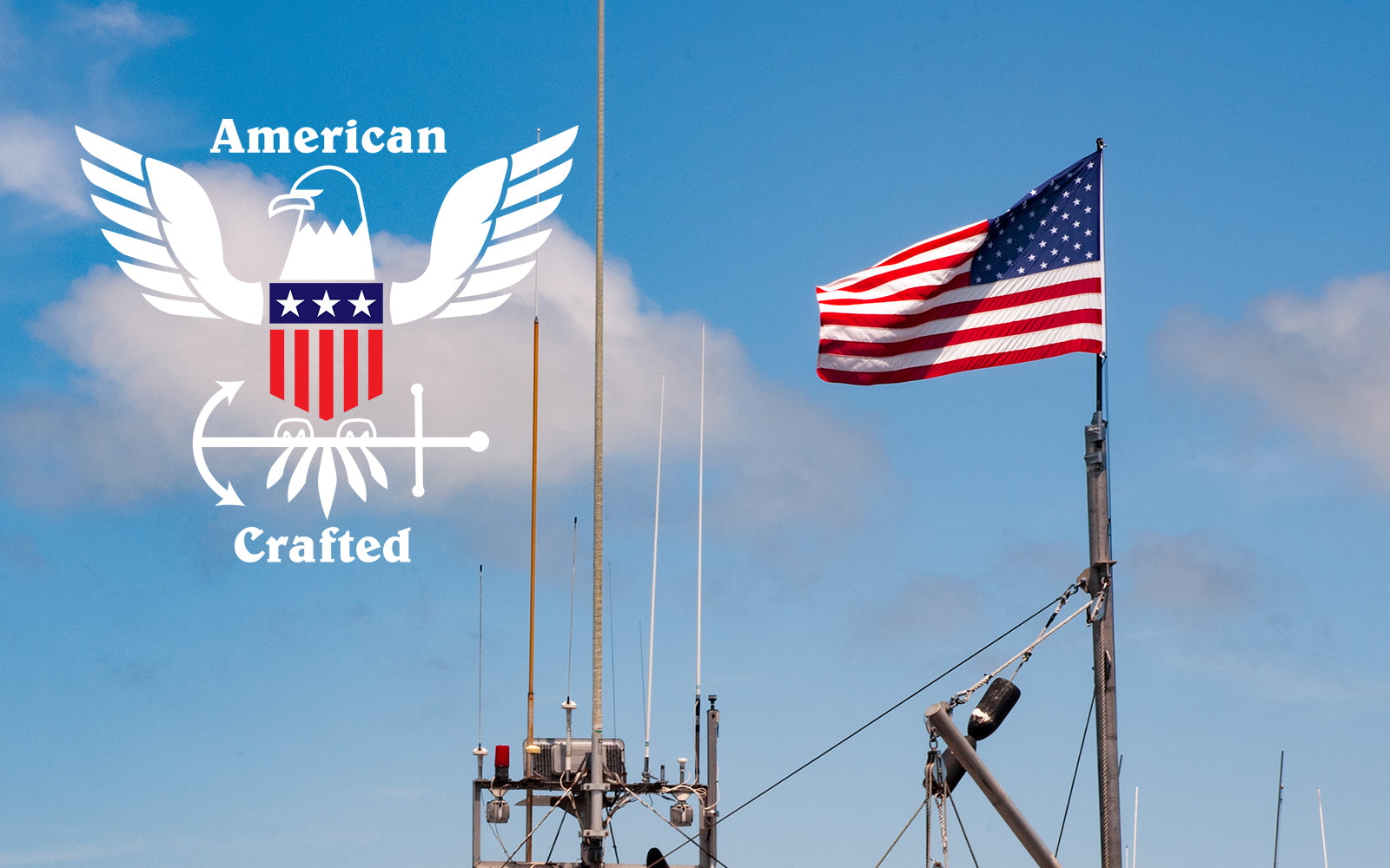 Why Our Saltwater Gear is American Crafted