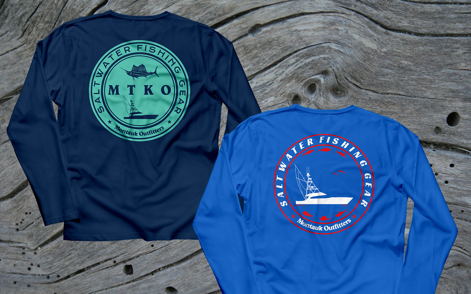 MTKO Long Sleeves...Lauching Soon!
