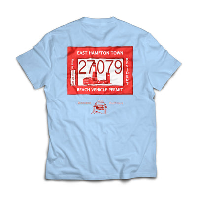 4x4 Beach Permit T-Shirt