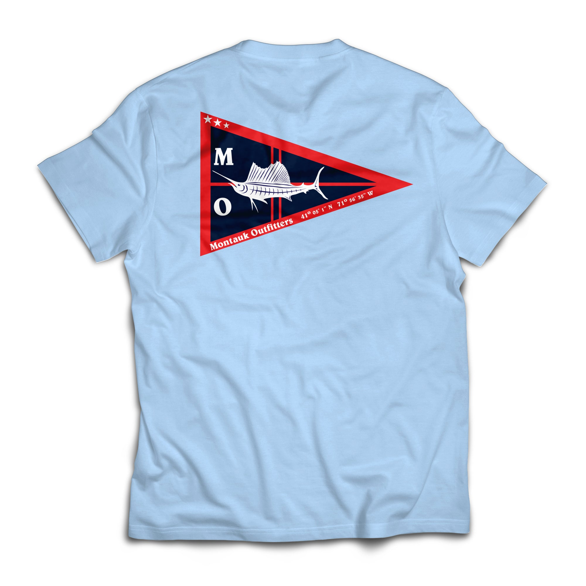 Burgee Flag T-Shirt