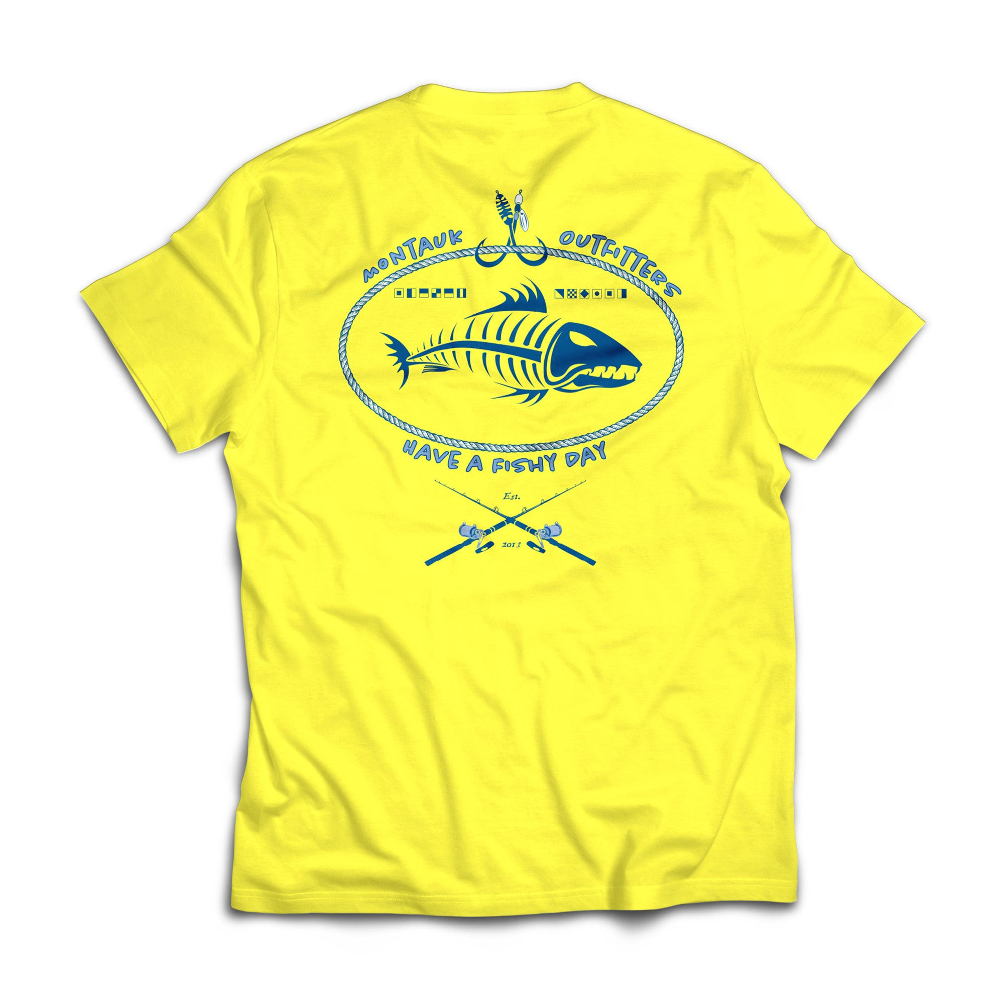 Skeleton Fish T-Shirt