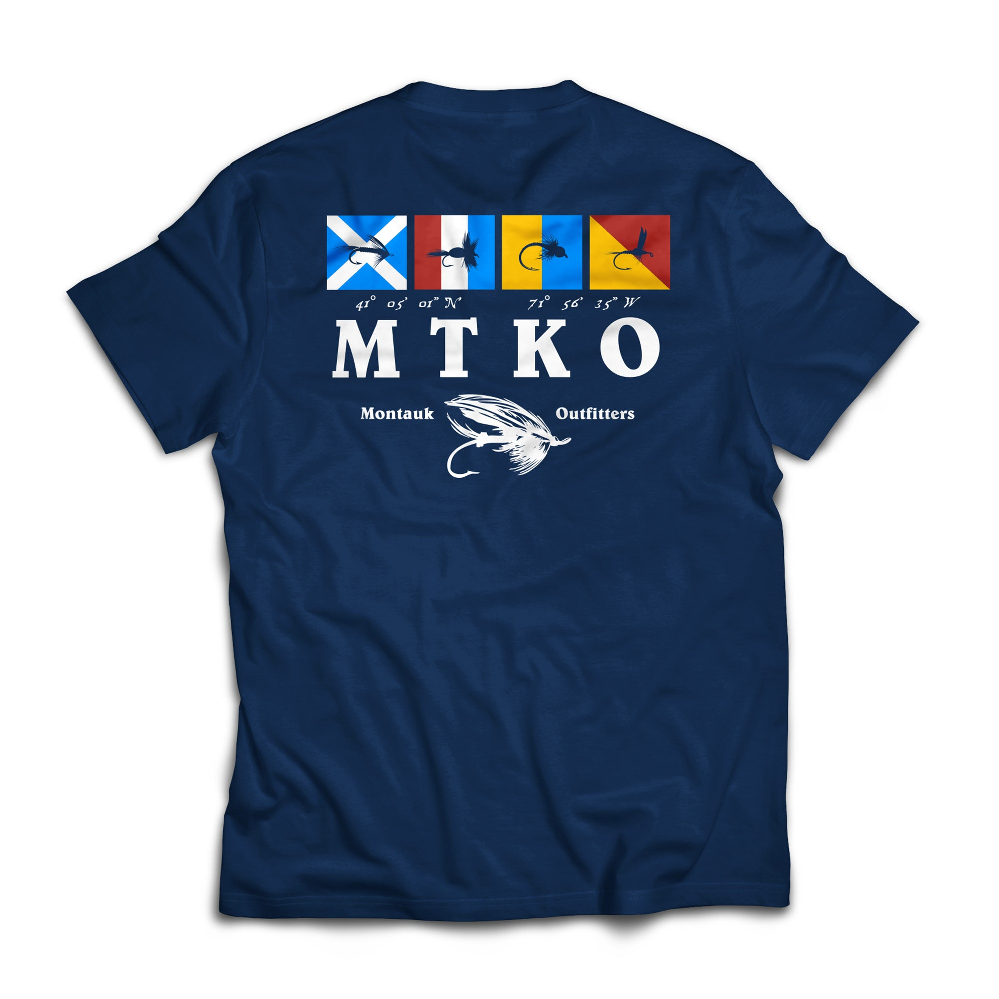 Nautical Flags T-Shirt