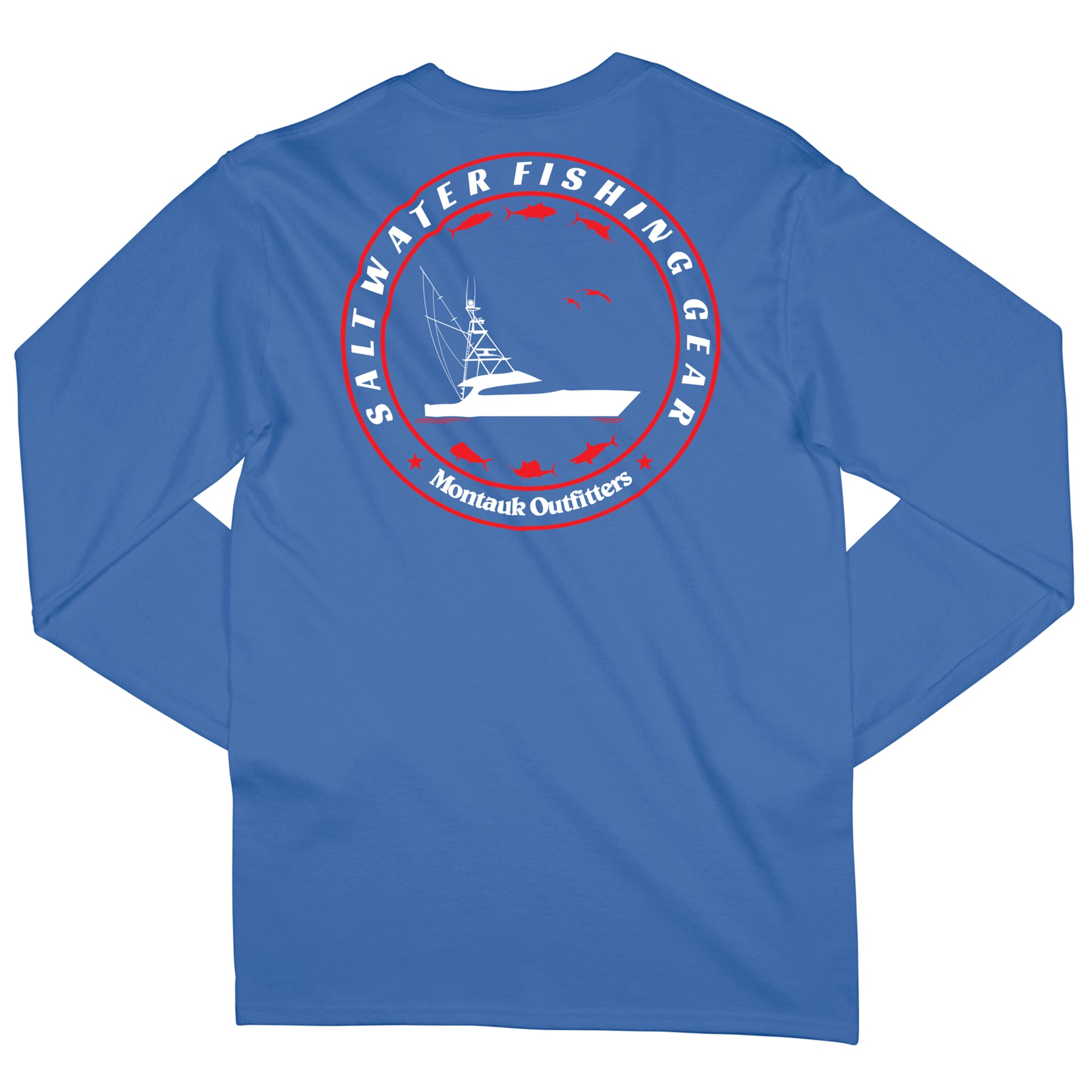 Sportfisher Long Sleeve T-Shirt