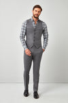 English Gray Flannel