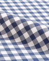 Seattle Brushed Large Gingham