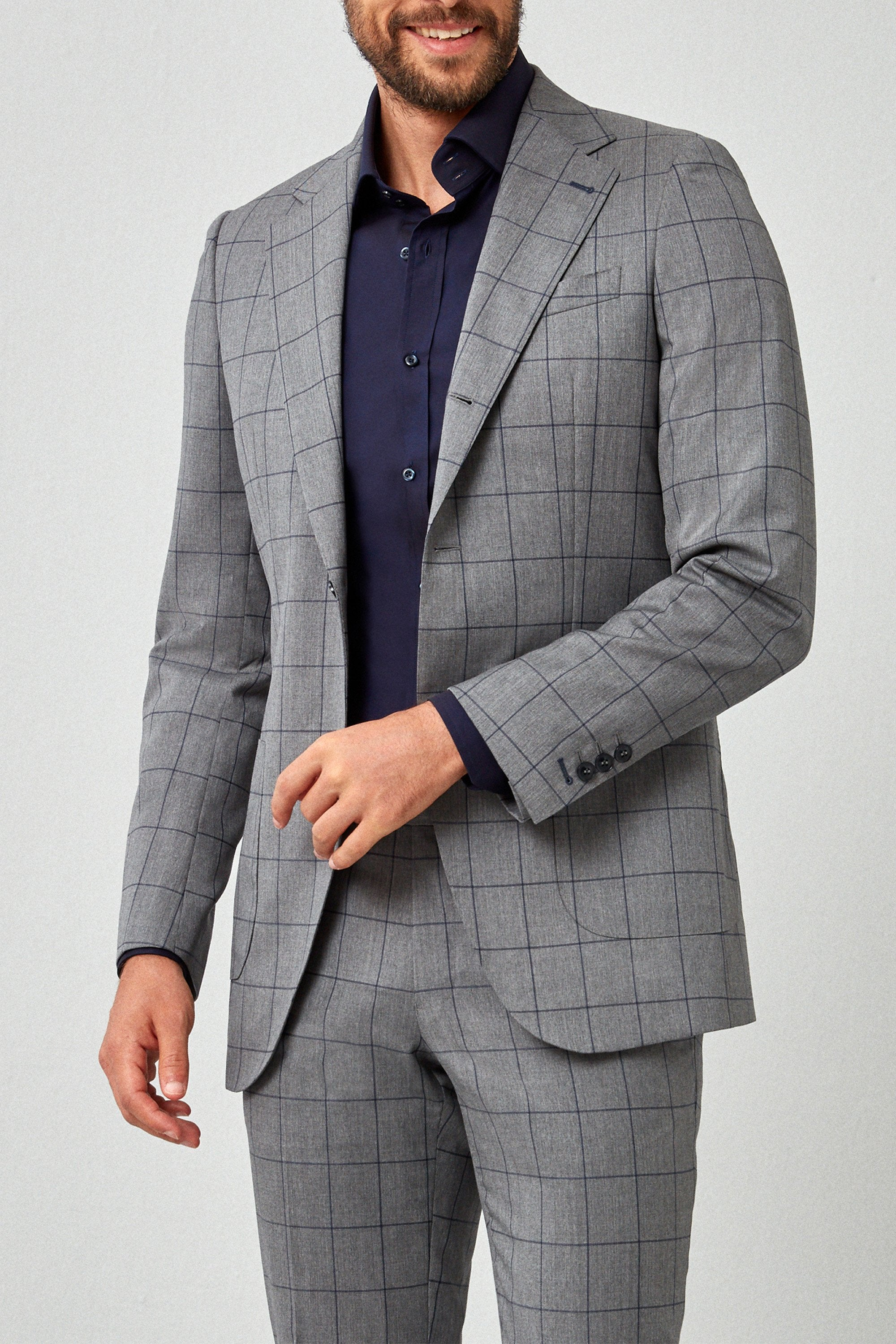 Italian 'Easy Travel' Plaids