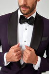Textured Weave Dinner Jacket