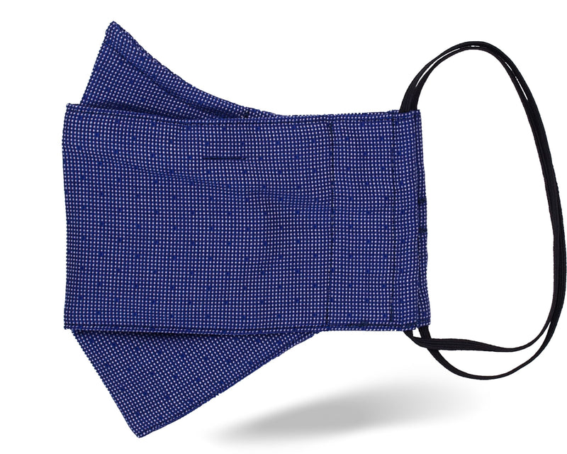Royal Blue Nailhead 3D Mask