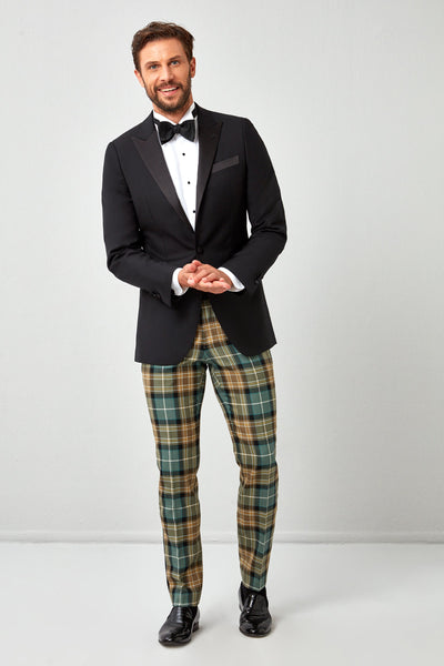 Scottish Tartan Plaid 'Mackelar'