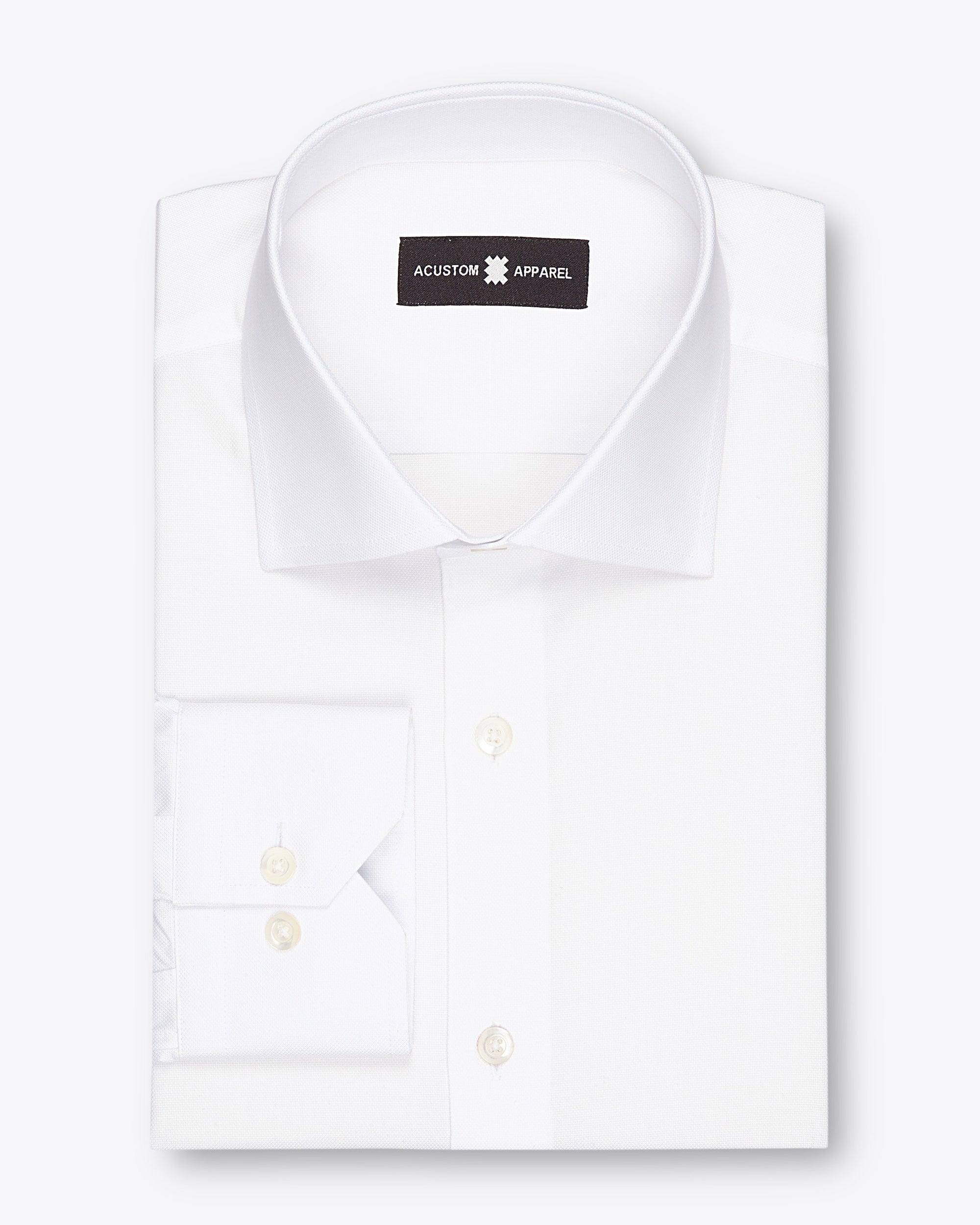 Andes Pinpoint Oxford White