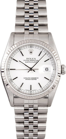 Rolex DateJust Oyster Perpetual 16234