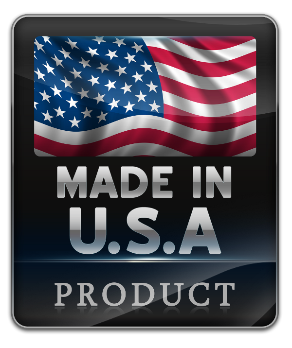 Made in the USA & Flag