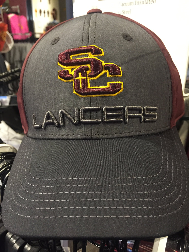 Top of the World SC Lancers grey/maroon hat